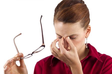 眼精疲労の改善点